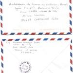 lettre correspondant 2